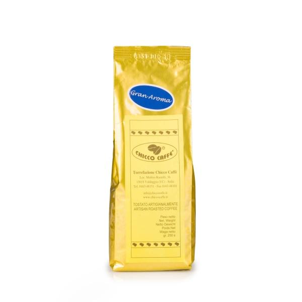 Roasted Ground Coffee Moka 250gr/bag GRANAROMA